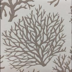 Fabricut Coral Reef Linen BellaDura Outdoor (S)