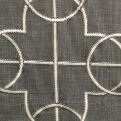 Trellis Embroidery (A)