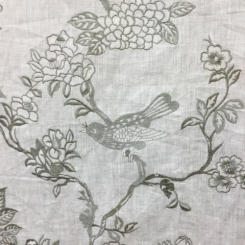 Fabricut Martina Toile Grey (LP)