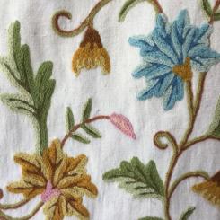 Crewel Fabric (LP)