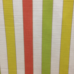 Sunbrella Striped Fabric (A)