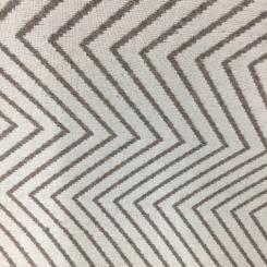 Sunbrella Chevron Fabric (A)