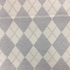 Argyle Upholstery Fabric (A)