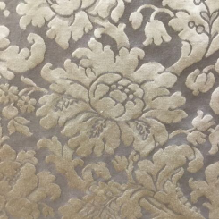 Fabricut Kalena Brocade Chocolate (LP)