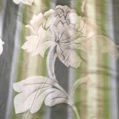 S Harris Floral Damask (H)