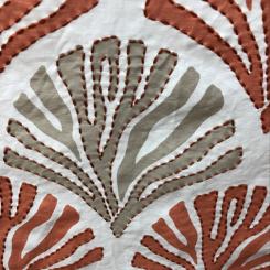 Fabricut Dentley Coral (H)