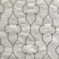 Fabricut Akers Lattice Linen (LP)