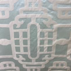 Beacon Hill Silk Lantern Mint (H)