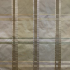 Silk/Cotton Plaid (LP)