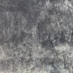 Clarence House De Bussy Velvet Grey Stone (H)