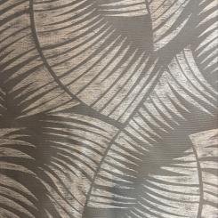 Fabricut Pele Fern Pewter (H)