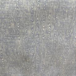 Wood Grain Blue Fabric (H)
