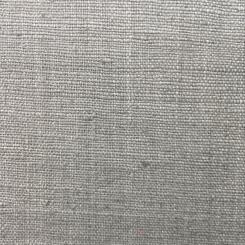Fabricut Raw Silk in a Steel Blue/Grey