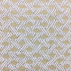 3 Yards Diamond  Woven  Fabric