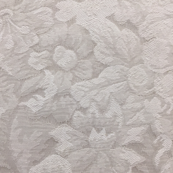 4 3/4 Yards Floral  Woven  Fabric