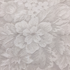 1 3/4 Yards Floral  Woven  Fabric