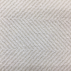 2 1/2 Yards Herringbone  Woven  Fabric