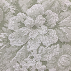 2 1/4 Yards Floral  Woven  Fabric