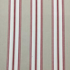 3 Yards Stripe  Woven  Fabric