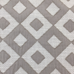 4 3/4 Yards Diamond  Woven  Fabric