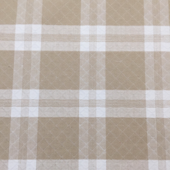 2 Yards Diamond Plaid/Check  Woven  Fabric