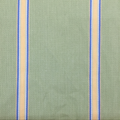 4 Yards Stripe  Woven  Fabric