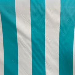 RL Pringle Stripe Turquoise (H)