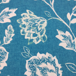 6 Yards Floral  Print  Fabric