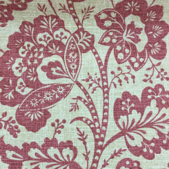 5 Yards Floral  Print  Fabric