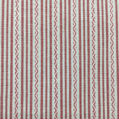 5 3/4 Yards Stripe  Woven  Fabric