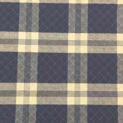 5 Yards Diamond Plaid/Check  Woven  Fabric