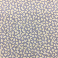 5 3/4 Yards Floral Novelty  Print  Fabric