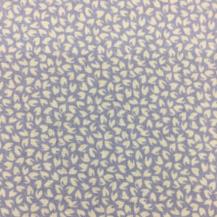 6 1/2 Yards Floral Novelty  Print  Fabric