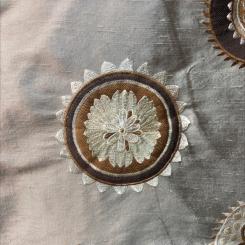 Medallion Silk Embroidery (H)
