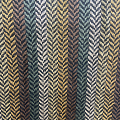 Raw Silk Chevron (H)