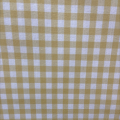 Yellow and White Outdoor Plaid (H)
