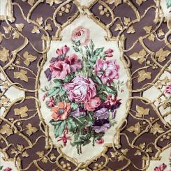 Clarence House Pavillon Des Fleurs Handprint (H)