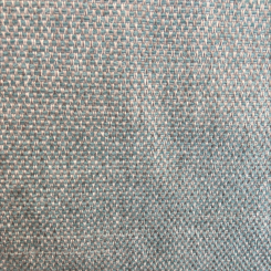 Aqua and Grey Tweed (H)