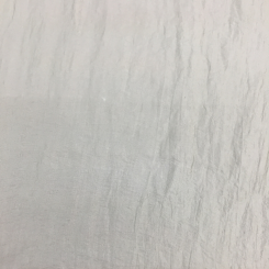 3 1/4 Yards Crinkled  Satin Sheer  Fabric