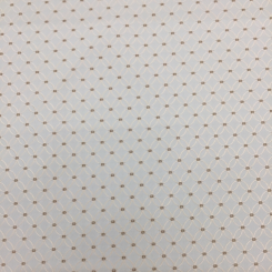 1 3/4 Yards Diamond  Woven  Fabric