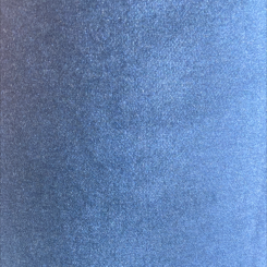 Sunbrella Blue Outdoor Velvet (H)