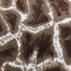 7 Yards Animal  Velvet  Fabric