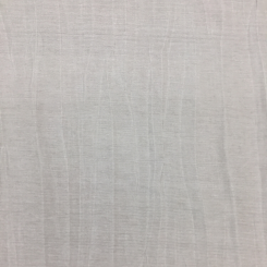 2 Yards Crinkled Solid  Sheer  Fabric