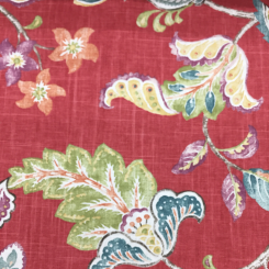 8 Yards Floral Traditional  Print  Fabric