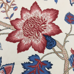 6 Yards Floral Traditional  Print  Fabric