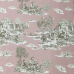 12 Yards Toile  Print  Fabric