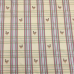 7 Yards Animal Plaid/Check  Woven  Fabric