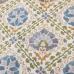 5 Yards Diamond Floral  Print  Fabric