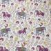 13 1/2 Yards Animal Children  Print  Fabric