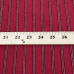 13 Yards Crinkled Stripe  Woven  Fabric
